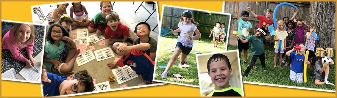 Summer music camp Austin TX